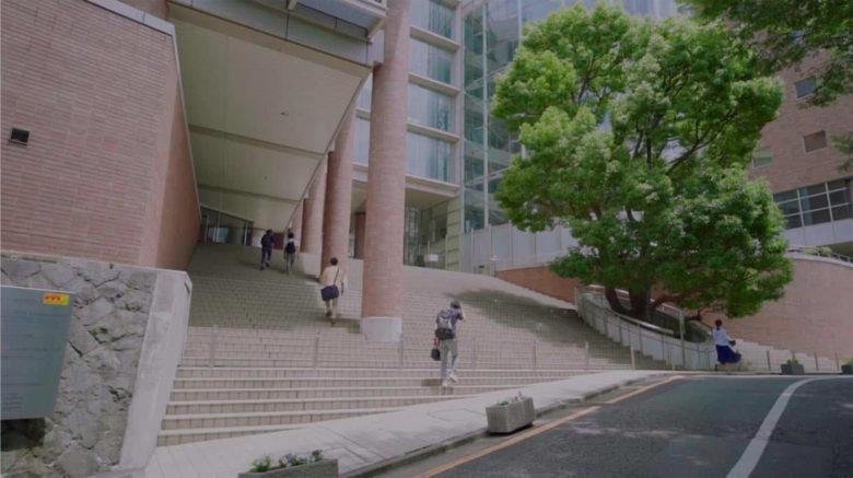 Real Campus Tour / Keio University-ST